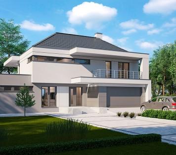 Projekt domu LK&1131