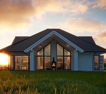 Projekt domu LK&1322