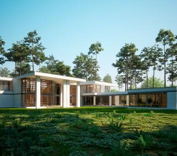 Projekt domu LK&1331