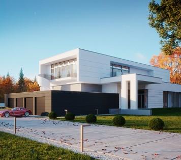 Projekt domu LK&1407