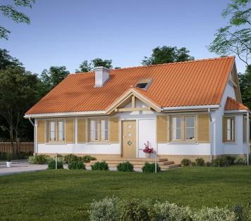 Projekt domu LK&505