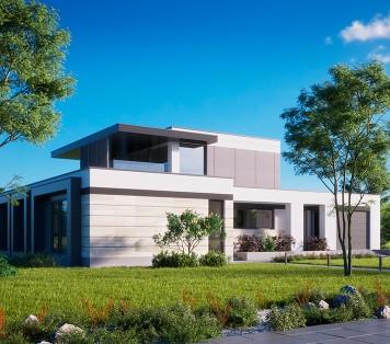 Projekt domu LK&1448