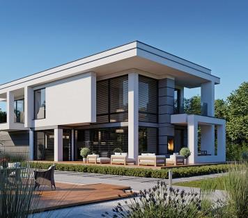 Projekt domu LK&1451