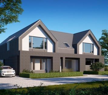 Projekt domu LK&1483 do Niemiec
