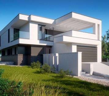 Projekt domu LK&1482