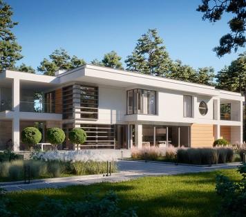 Projekt domu LK&1465
