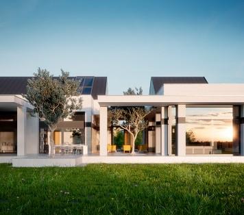 Projekt domu LK&1503