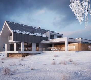 Projekt domu LK&1511