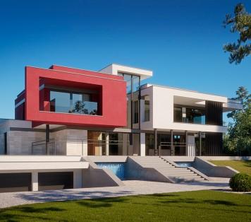 Projekt domu LK&1540