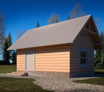 Projekt domu LK&1533