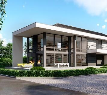 Projekt domu LK&1532
