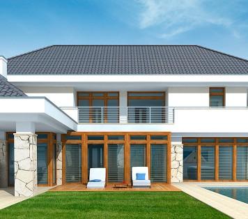 Projekt domu LK&846