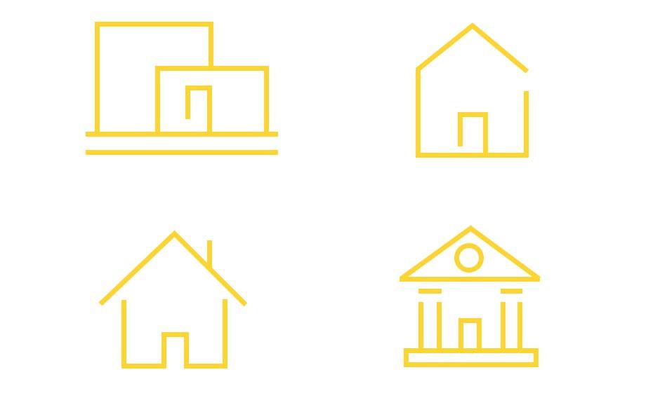 Wybierz typ domu, który Cię interesuje