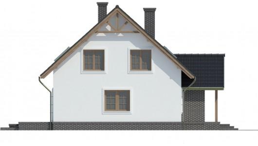 Projekt domu LK&1034
