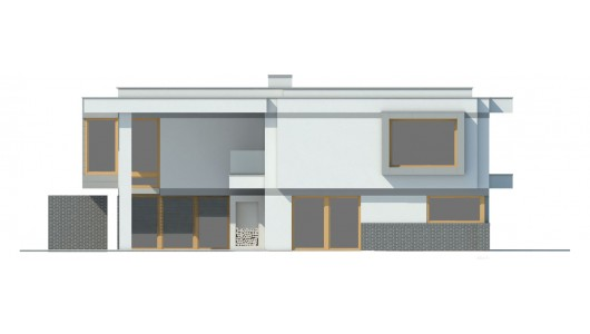 Projekt domu LK&1050