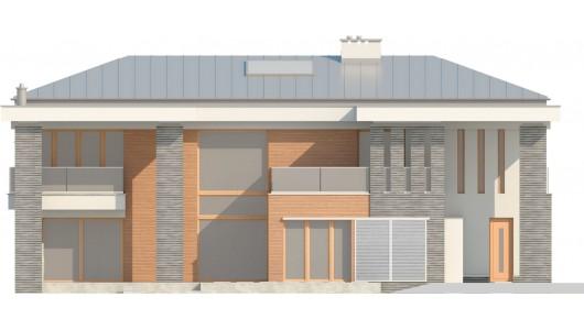 Projekt domu LK&1070