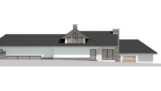 Projekt domu LK&1074