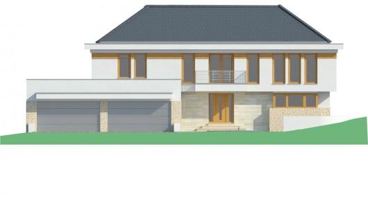 Projekt domu LK&1086