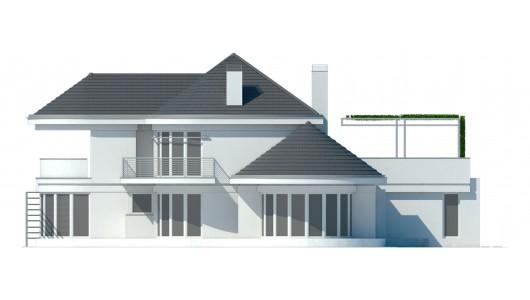 Projekt domu LK&1114