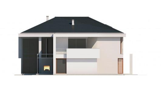 Projekt domu LK&1121