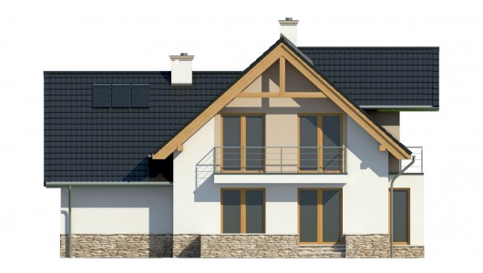 Projekt domu LK&1130