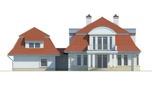 Projekt domu LK&1132