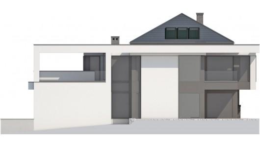 Projekt domu LK&1136