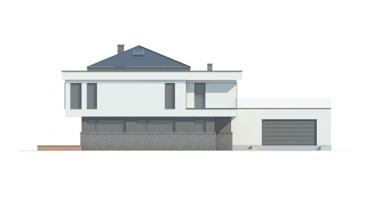 Projekt domu LK&1141