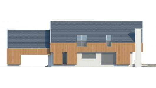 Projekt domu LK&1167