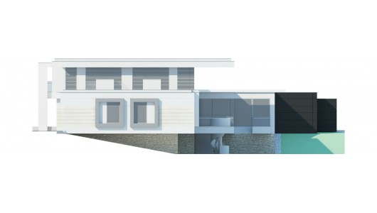 Projekt domu LK&1208