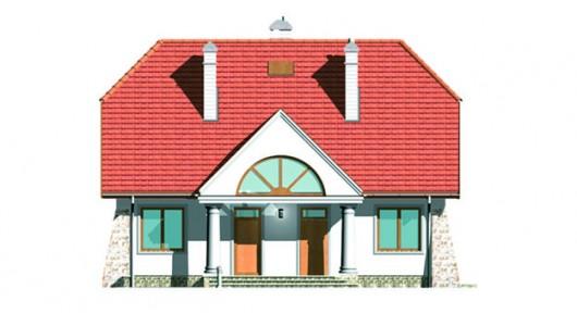 Projekt domu LK&120