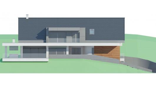 Projekt domu LK&1210
