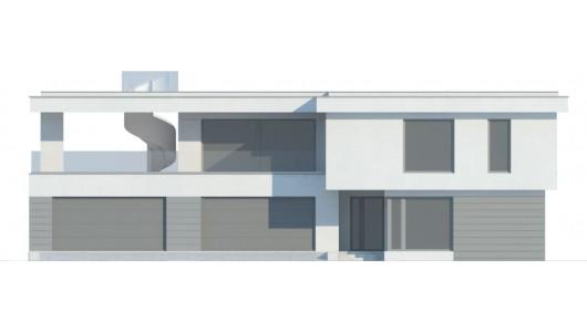 Projekt domu LK&1214