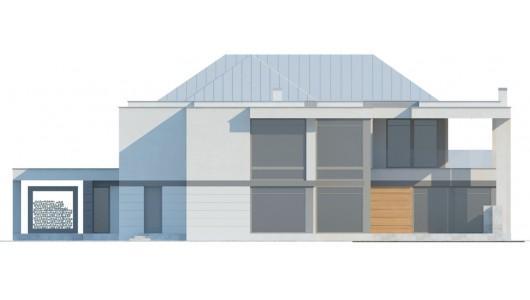 Projekt domu LK&1218