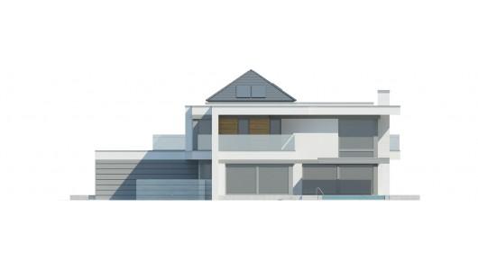 Projekt domu LK&1232