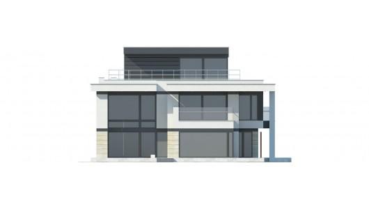 Projekt domu LK&1235