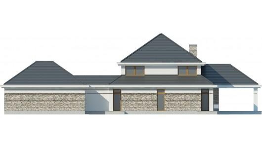 Проект дома LK&1259
