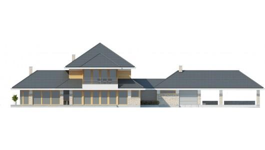 Projekt domu LK&1289