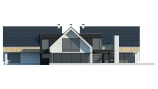 Projekt domu LK&1291