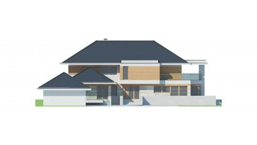 Projekt domu LK&1295