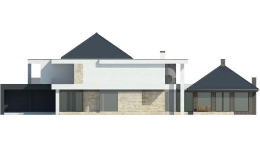 Projekt domu LK&1296