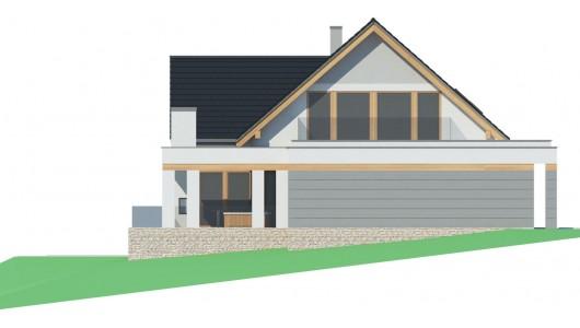 Projekt domu LK&1313
