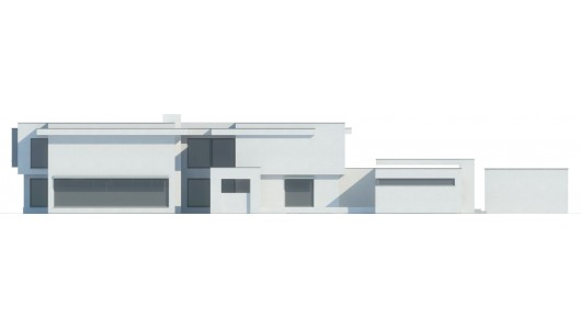 Projekt domu LK&1327