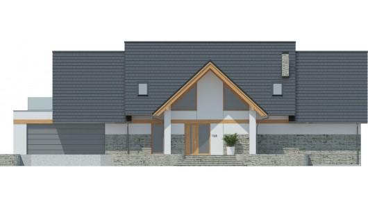Projekt domu LK&1328