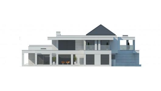 Projekt domu LK&1334