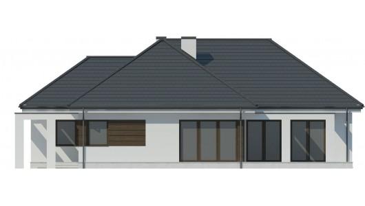 Projekt domu LK&1362