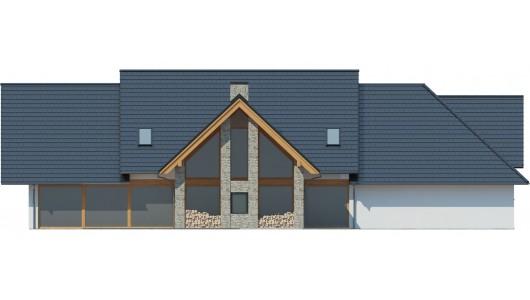Projekt domu LK&1367