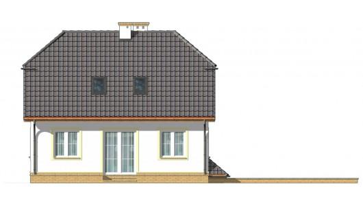 Projekt domu LK&138