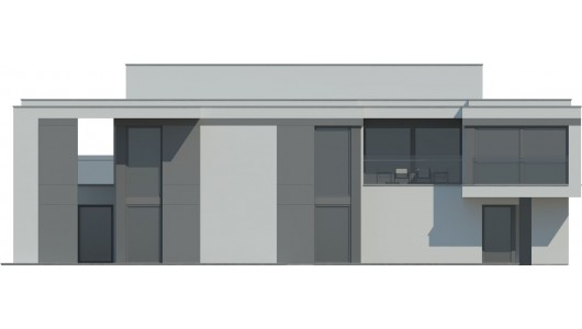 Projekt domu LK&1399