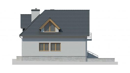 Projekt domu LK&168